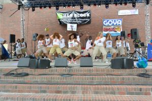 Puerto Rican/Latin Festival, Rockin Hip Hop 33 by Miss-Tbones