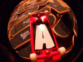 Andrew R Tech Deck Close Up by Foxx-Tail58