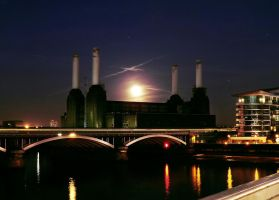 Battersea Power Station by ezy94