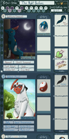 PMD-E App 2.0: The Night Baskers by MiaMaha