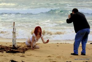 Behind The Scene  Shipwrecked by Intergrativeone