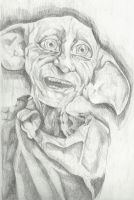 Dobby: A Free Elf. by GeorgiaVictoria