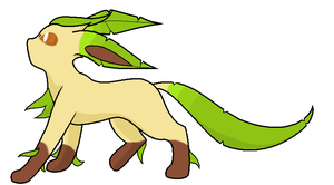 Leafeon Awesomness by warriorcatgirl365