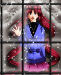 it's snowing by Black-Umi