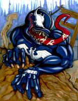 Venom by LittleMeesh