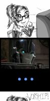 Me and Transformers Prime 2 by DgShadowChocolate