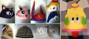 Old Hats Gone by nishi