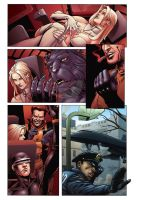 X-Men Samples 3 by PortalComic