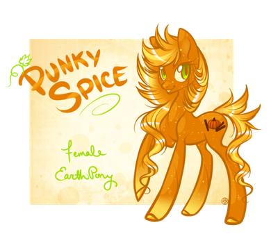 Punky Spice~ Halloween Pony Auction CLOSED by Haventide