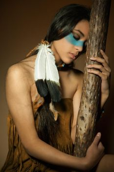 Native American Inspired II by SabrinaPhotography