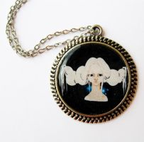 Fantasy Necklace by IrenkaR