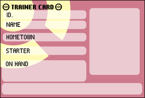 Template Trainer Card ID by rivertem