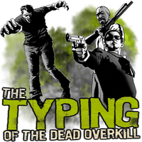 The Typing Of The Dead Overkill v2 by POOTERMAN