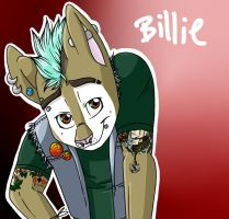 Billie by THEsquiddybum