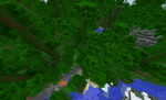 Temple - Ravine - Mine - Ravine (Seed) by RaiuDragon