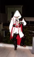 Ezio Auditore cosplay by RemyBlas