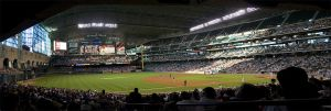 Minute Maid Park by Oguste