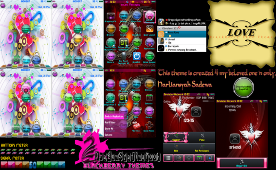 Love 9800 Theme by dragonpooh