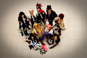 The DGH Group 2 by AkraruPhotography