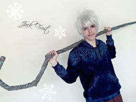 Jack frost V by Guilcosplay