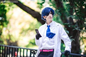 Hamatora: Ratio 1 by J-JoCosplay