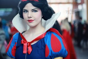Snow White by sofiawilhelmina