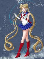 Sailor Moon by MaryIL