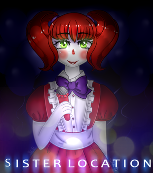 Circus baby by Starsymphonystela
