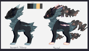 Stormwalker Adoptable Point Auction SOLD by FireFlufferz