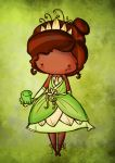 the princess and the frog by agusmp