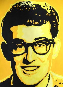 Buddy Holly by CreativeExistence