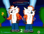 TDT: Back 2 Basics cover by JWthaMajestic