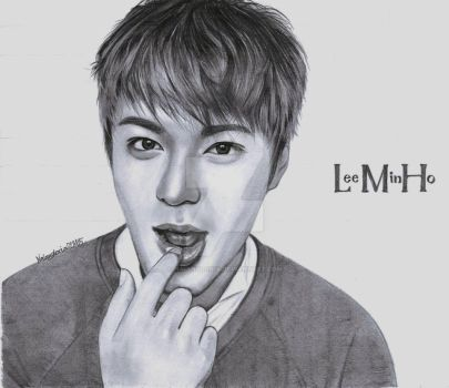 Lee Min Ho by naiangloria