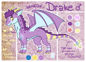 Drake AUCTION (CLOSED) by Fayven