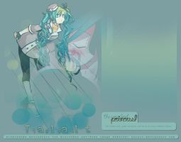 miku collage by Aspasia-Project