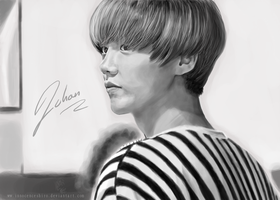 Luhan by InnocenceShiro