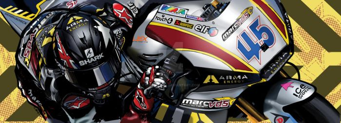 Scott Redding MarcVDS by quigonjimg
