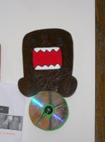 Domo Clock by alligart