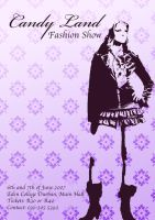 yet anotha fashion show poster by SeoxyS