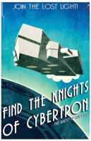 BOTCON exclusive JOIN THE LOST LIGHT print by dcjosh