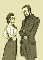 The Ghost and Mrs. Muir by AbigailLarson