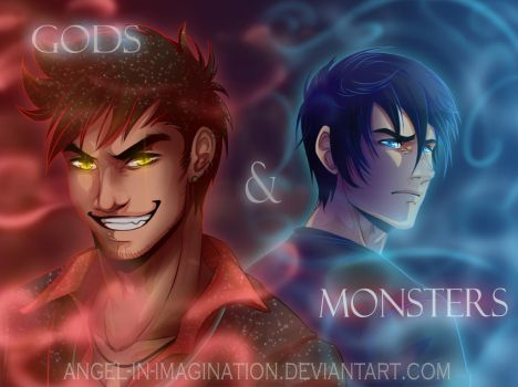 Gods And Monsters by Angel-In-Imagination