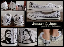 Johnny and June shoes by Vikrapuff