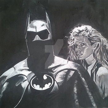 1989 BatMan by 96andForever