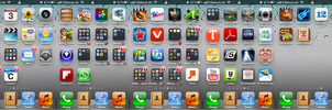 all my iPhone apps. by janosch500