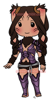 Chibi Panne by roseannepage