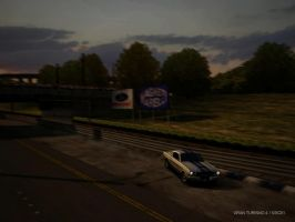 GT4- Shelby Mustang Drift 2 - Warm by Shroomkin