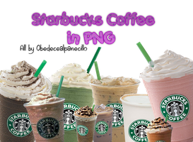 Starbucks Coffe in PNG' by Obedecealpanecillo