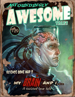 Awesome Tales #1 Book - Fallout 4 by PlanK-69