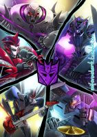 Decepticon Band by Uniformshark